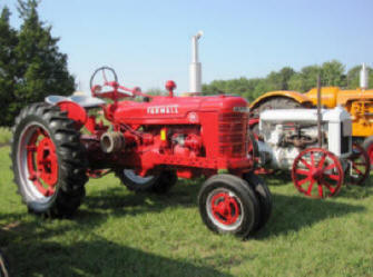 canton tractor show and swap meet